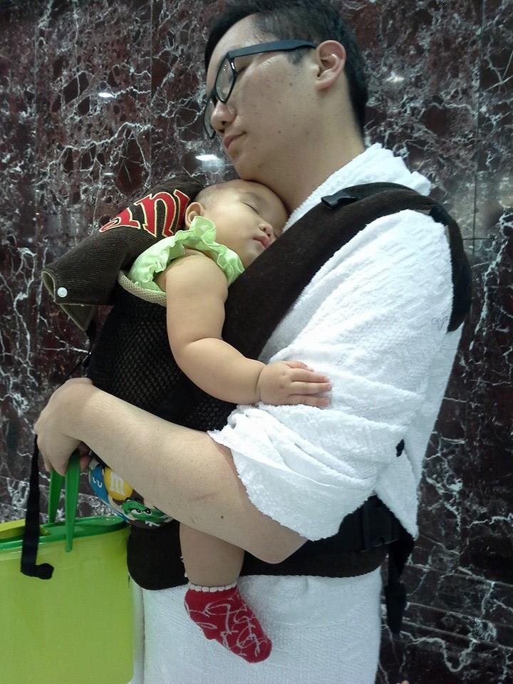 Puan Nurshahirah Dan Baby
