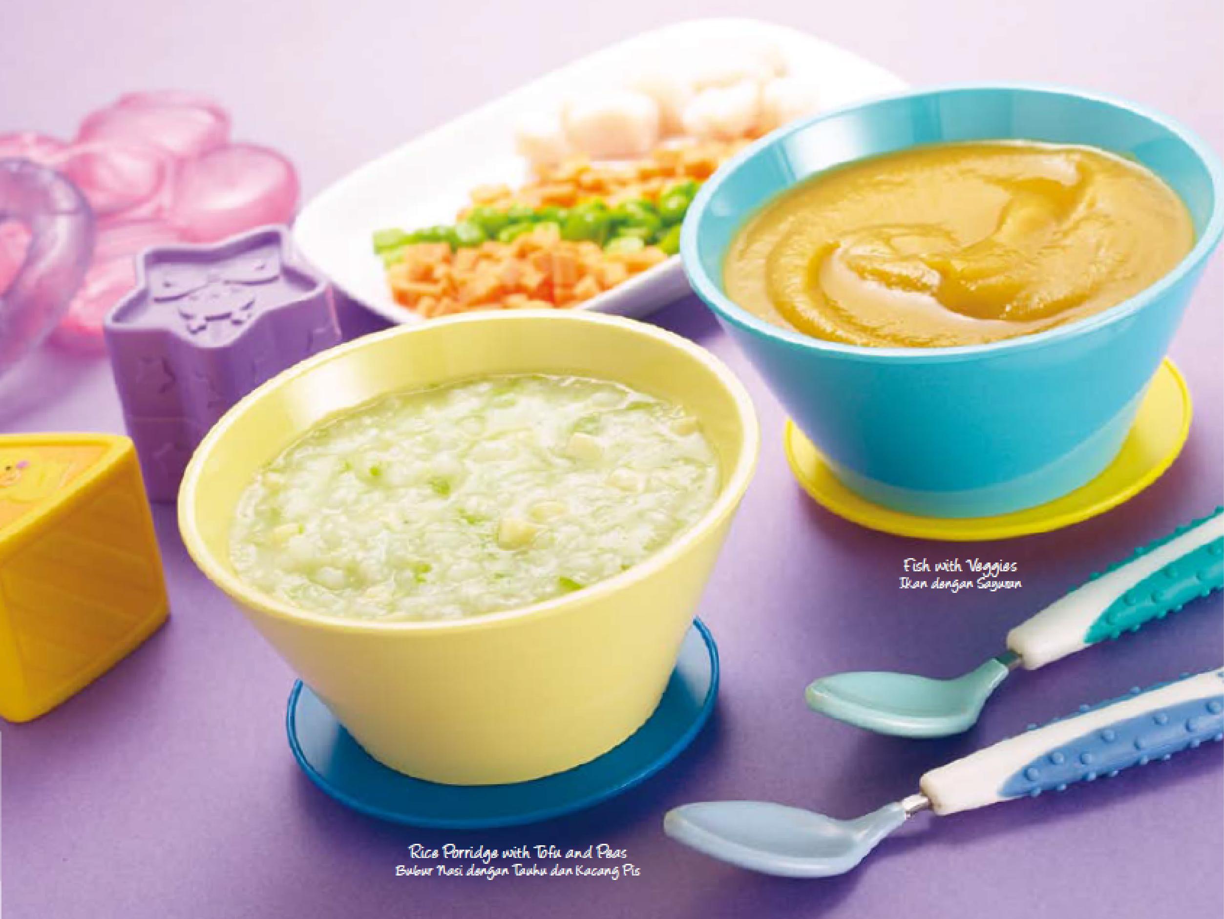 makanan pelengkap bayi 6