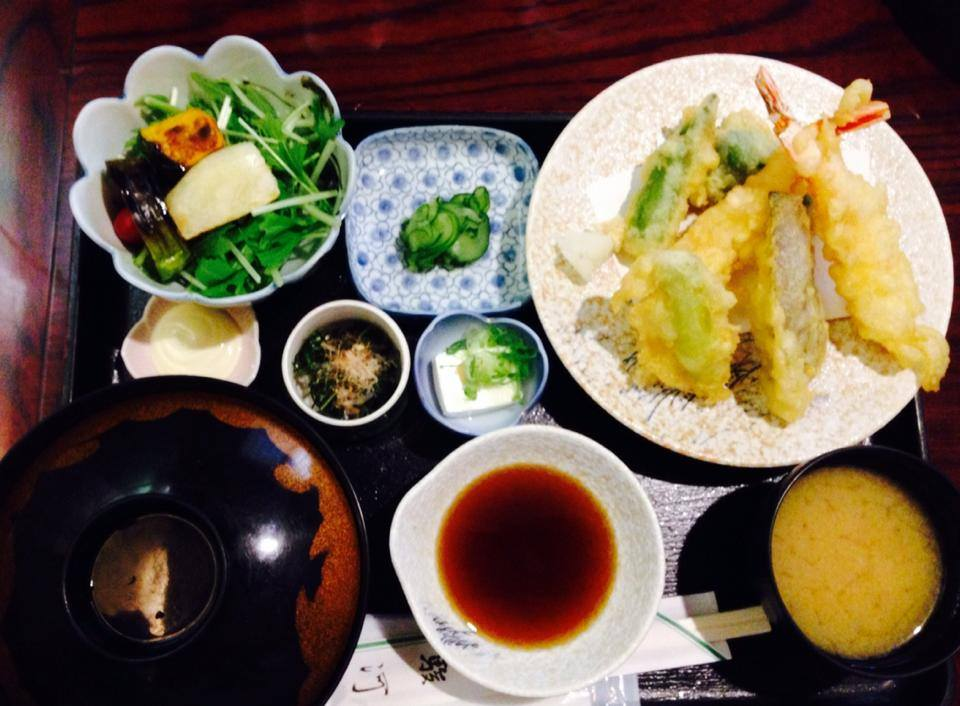 tempura halal jepun
