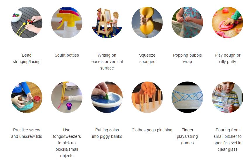 pamapedia.com cara pegang pensil anak