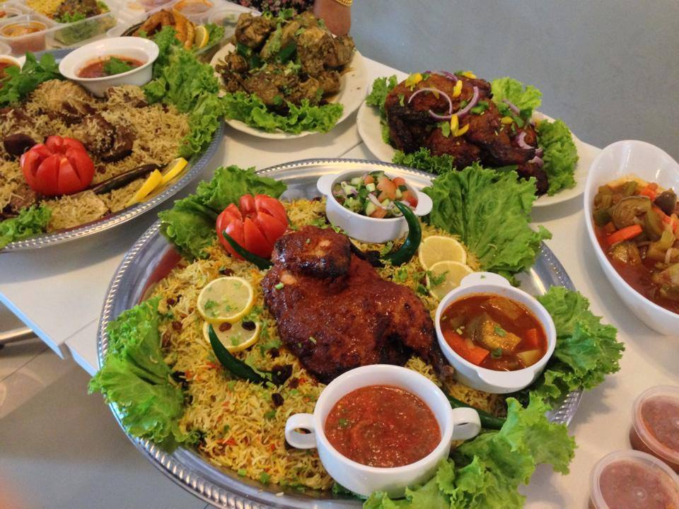 nasi arab