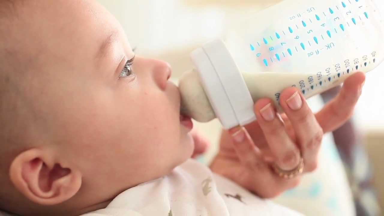 baby susu botol