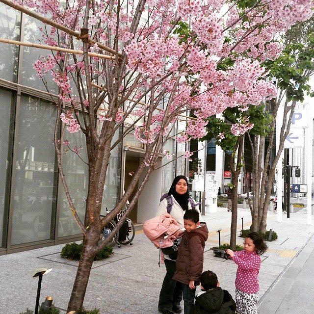 travel Jepun dengan anak