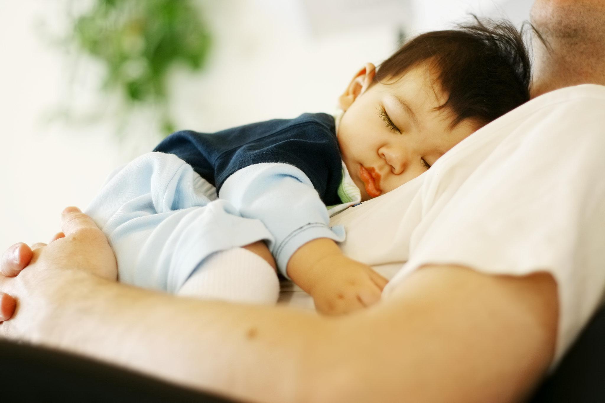 berjaga malam jaga anak