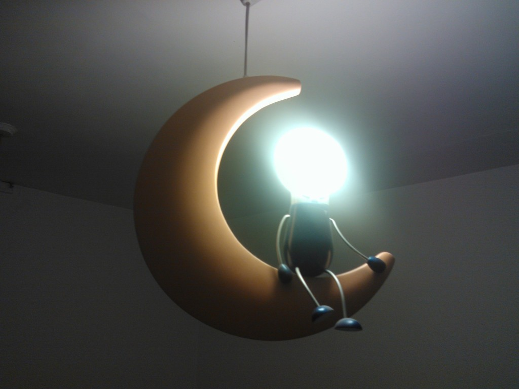 lampu tidur bayi