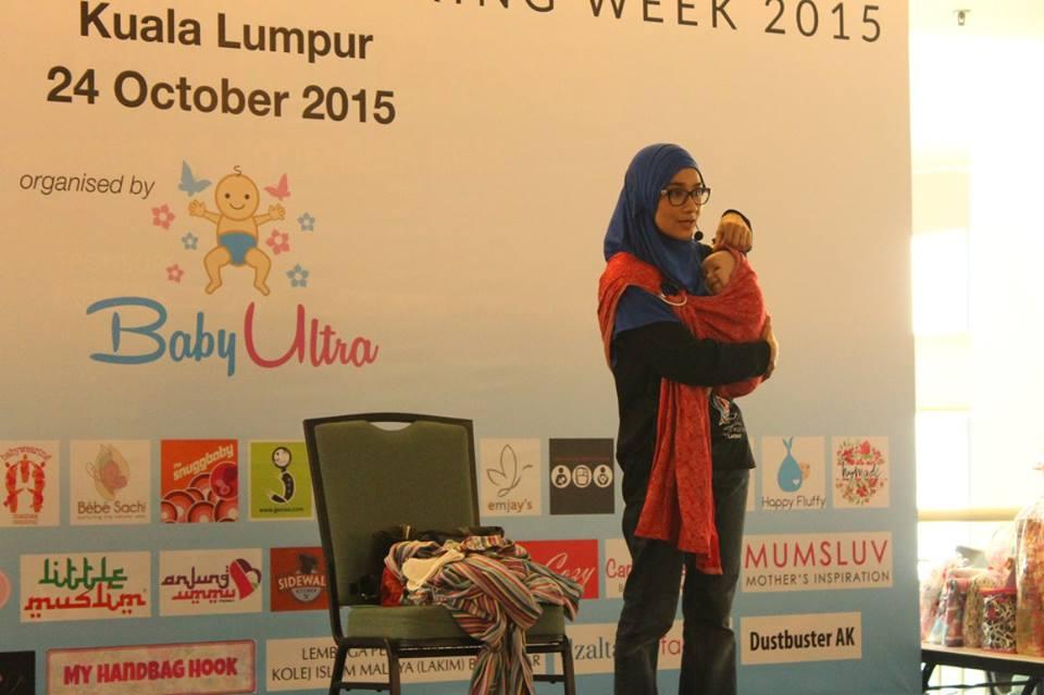 babywearing malaysia
