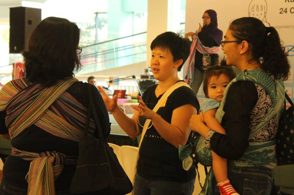 geng babywearing malaysia