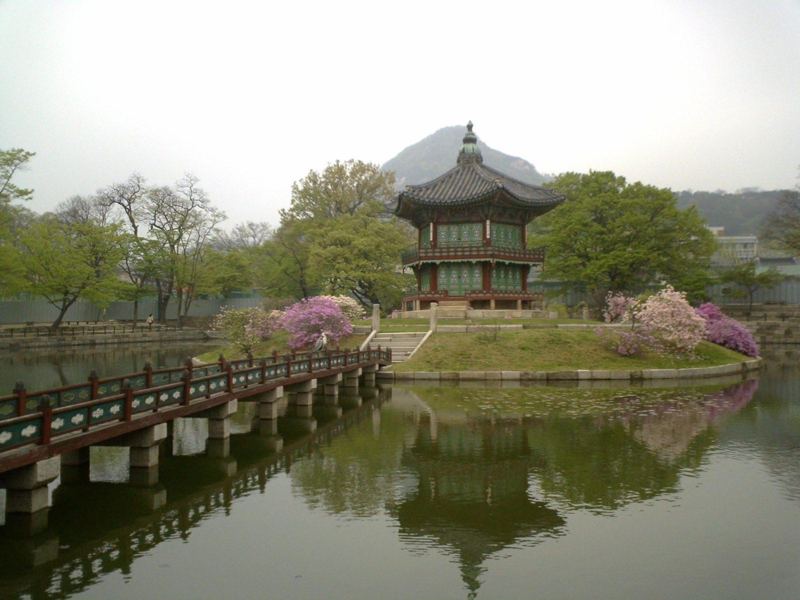 melancong ke korea