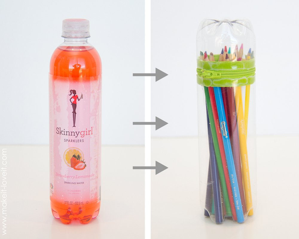No-Sew-Zipper-Cases-from-old-SODA-or-water-BOTTLES-2