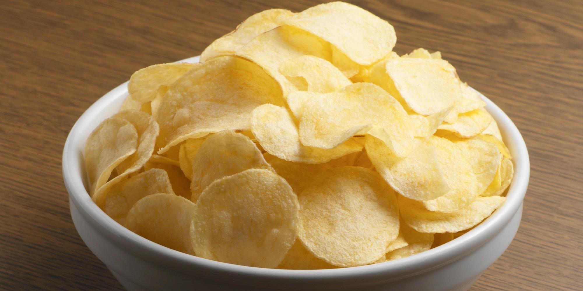 Resepi Homemade Potato Chips Ala Pringles Nyumms Pamapedia